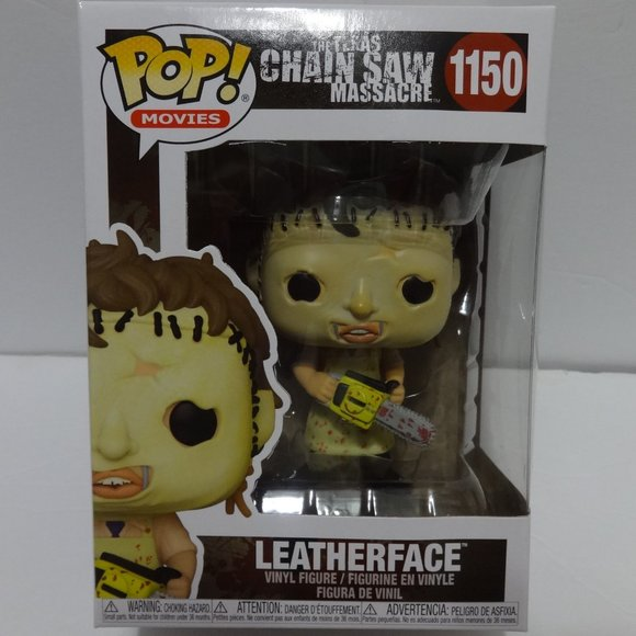 Funko Texas Chainsaw Massacre Leatherface